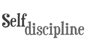 """""""A life without discipline is a life without joy."""" Anonymous"""